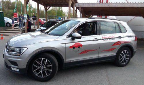 Unser VW Tiguan Automatik | Fahrlehrer